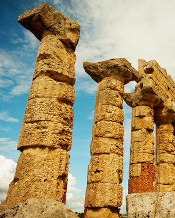 Casa Alma att hyra Sicilien med många sevärdheter