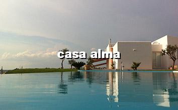 Casa Alma vackra omgivningar exklusiv olivolja Olio Alma
